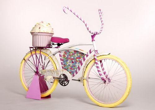 thebicycleisart:  Sweet ride