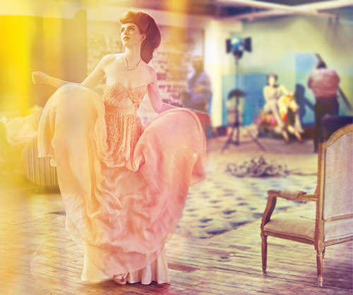 Rose-tinted world (by Miss Aniela)