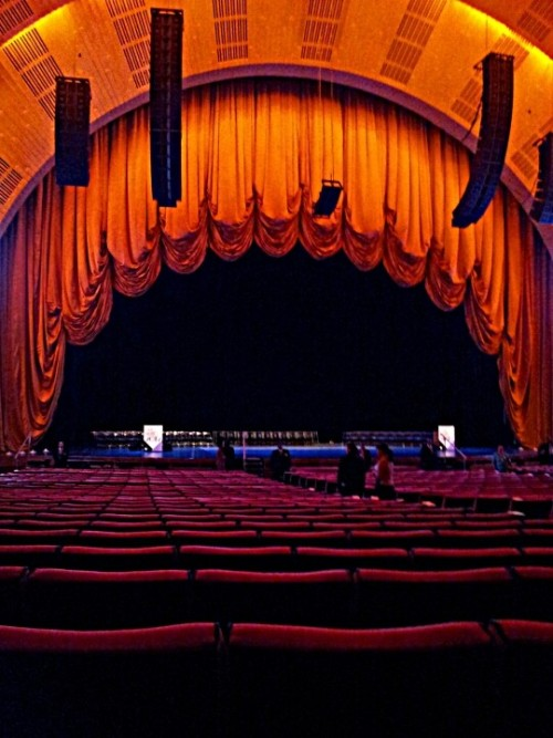 Radio city (Photo by corey14)