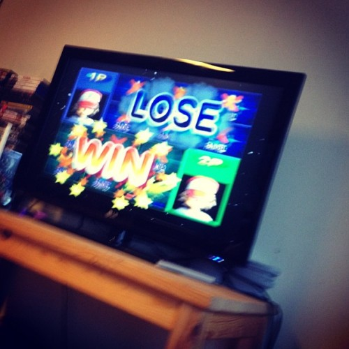 I #win in #pokemon. #nintendo64  (Taken with instagram)