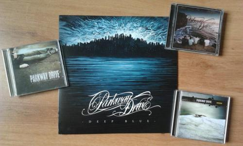 pixxxpwd:  Parkway Drive _ Killing With a Smile ~ Horizons ~ The DVD ~ Deep Blue