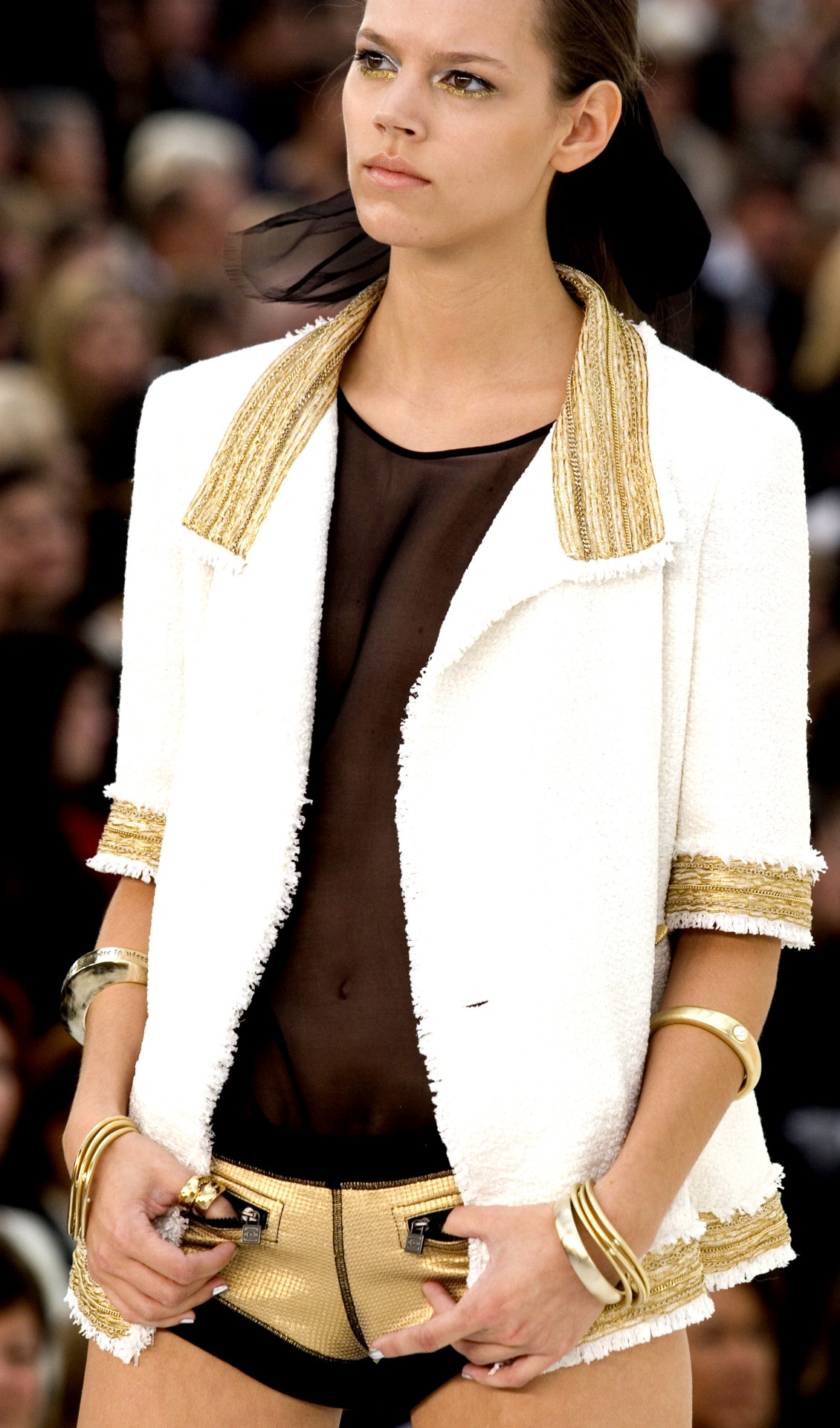 carissagold:  Chanel - Spring/Summer 2007