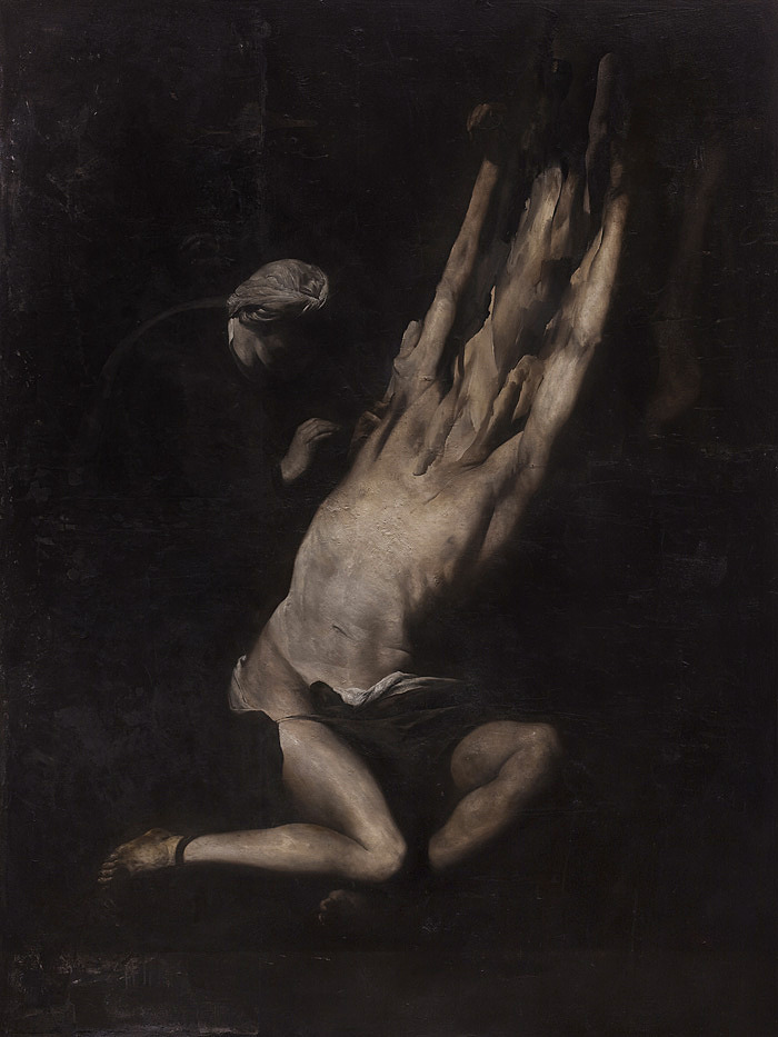 6in:  Paintings by Nicola Samorì
