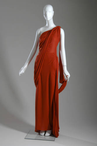 Dress 1938 The Chicago History Museum