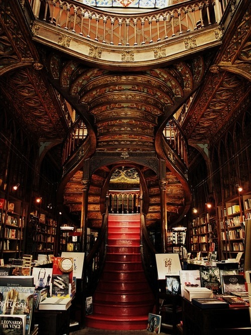 magnificent bookshop