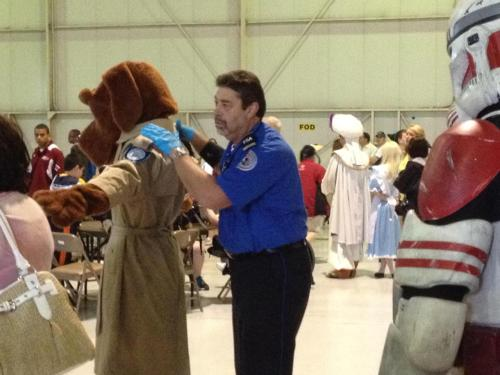 NO ONE IS SAFE. NOT EVEN MCGRUFF.
