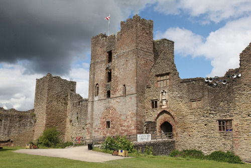 Ludlow Castle by Heaven`s Gate (John) on Flickr.