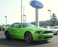 "2013 Mustang GT - ""Gotta Have It Green"""