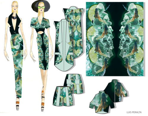 My Spring Summer print, that I made!!!