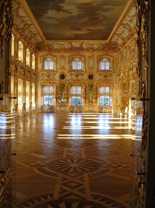 Palace of Peterhof, St Petersburg
