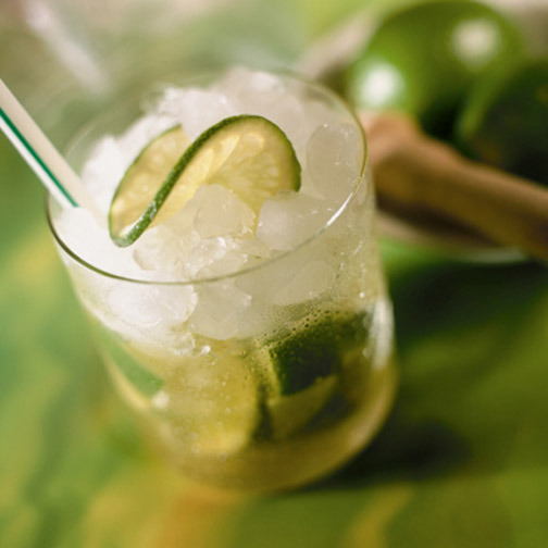 Love caipirinhas? Us too! And we have the most delicioso recipe to prove it, only on mBLOG.  Drink up!
