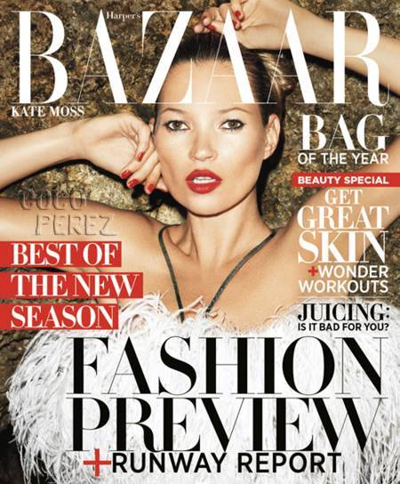 kate moss: bag of the year!