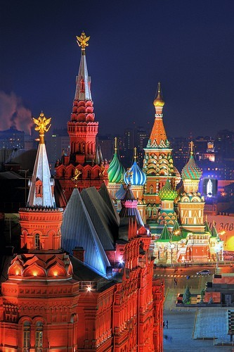 breathtaking Red Square