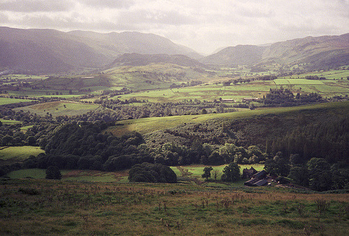 definitelydope:  Towards Caldbeck, Cumbria (by Adrian.Hill)