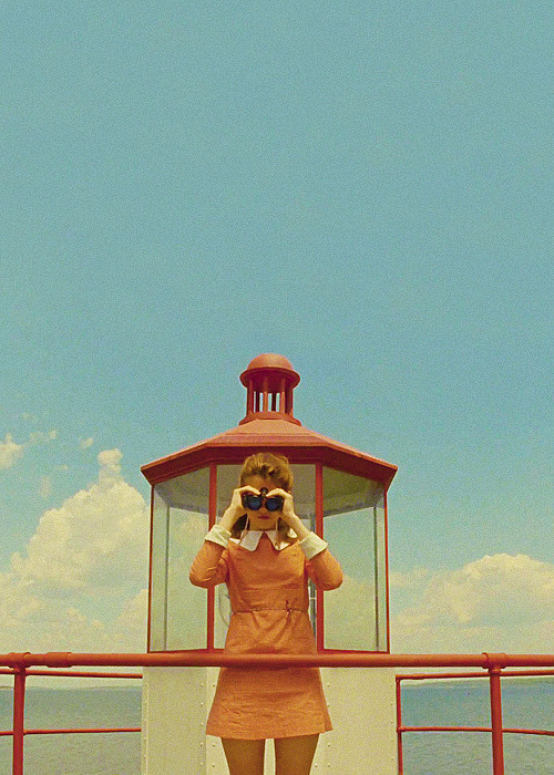 """Moonrise Kingdom"". Very excited."