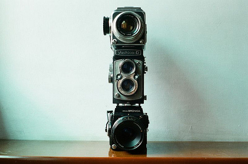 definitelydope:  Camera Life (by BERT DESIGN)