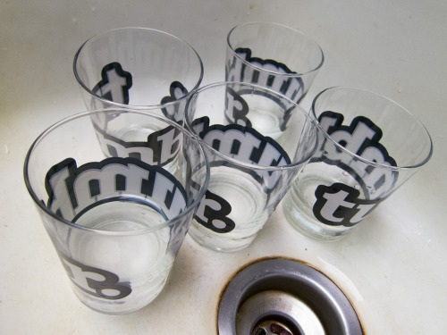 laughingsquid:  Tumblr Tumblers in the sink at Tumblr