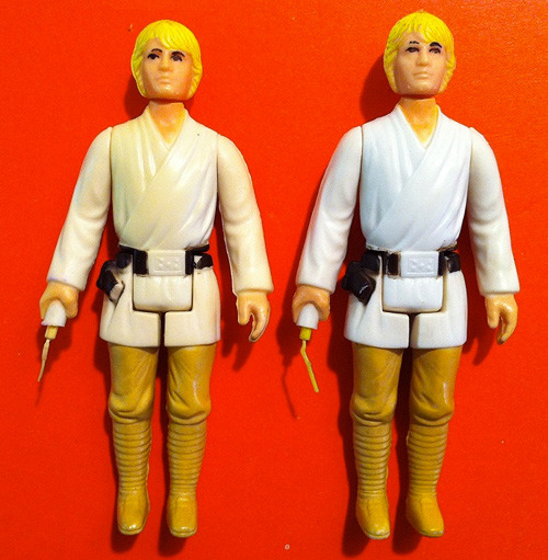 This happened.  (Kenner, 1978.)