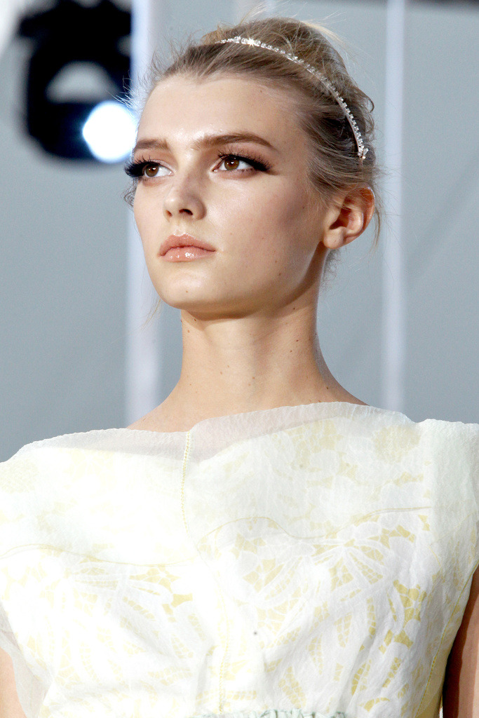 Louis Vuitton, ss12 - Sigrid Agren.