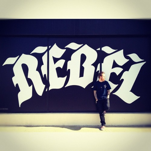 fournoreason:  Rebel.