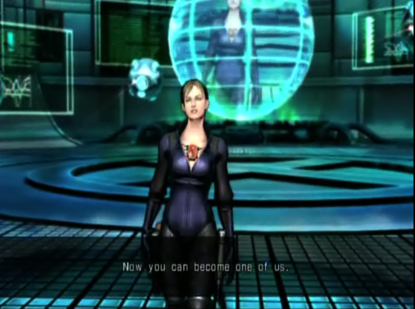 bison2winquote:  - Jill Valentine, Ultimate Marvel vs Capcom 3 (Capcom)