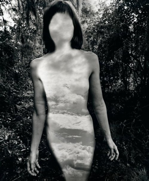 by Jerry Uelsmann