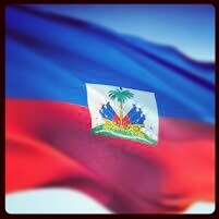 Haitian flag day! My flag and freakin PROUD