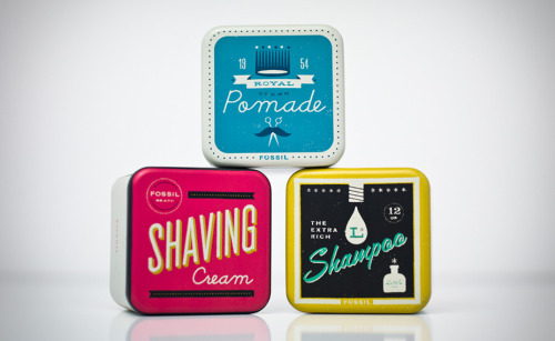visualgraphic:  Barber Shop Packaging   (via Beelog)