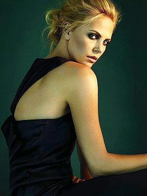I am thinking about Charlize Theron                                      Check-in to               Charlize Theron on GetGlue.com