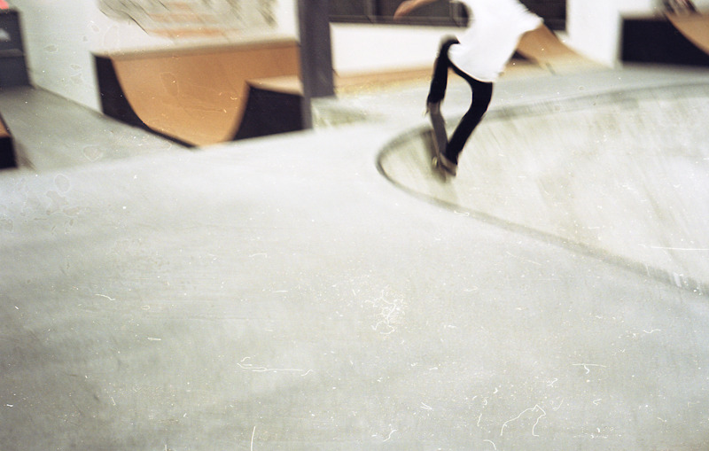 Braydon, transfer out of the bowl / M6 / 2012