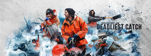 Deadliest Catch Facebook Covers