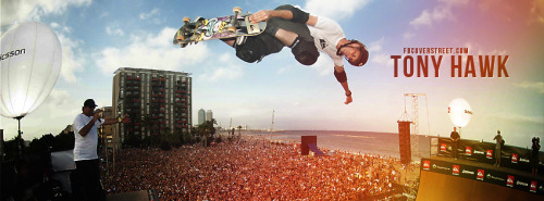 Tony Hawk 900 Facebook Cover