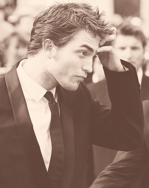 Robert Pattinson at Cannes Film Festival 2009