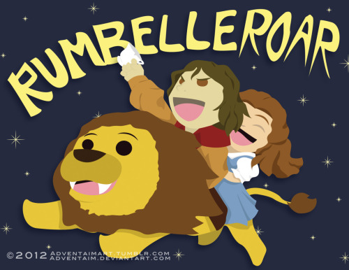 I want Rumbelle and a rocketship.RUMBELLEROAR.I regret nothing.Inspired by this post.