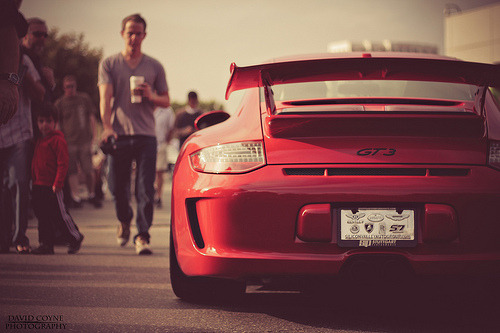 automotivated:  GT3 (by David Coyne Photography)