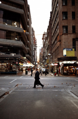 Morning Melbourne  ©Nic Gossage Photography 2012