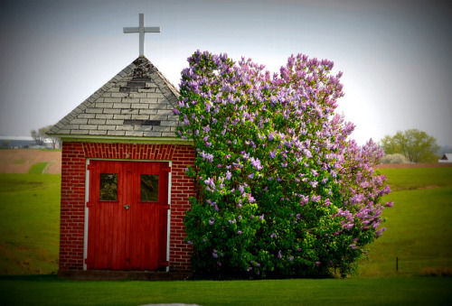 Sugar Creek Church…Charlotte, Iowa by oopsydazy2020 on Flickr.