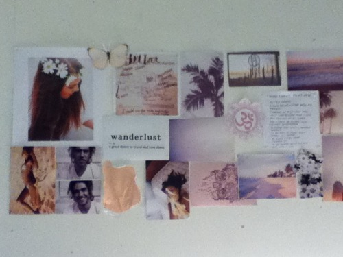 cosmicale:  wall in my room, reaallly bad quality sorry!