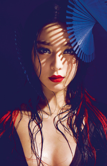 suicideblonde:  Fan Bingbing