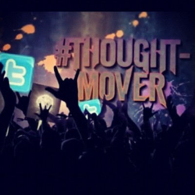 A trendsetter & a topic-starter, the #THOUGHT-MOVER has you wrapped in hashtags! tattawards.com (Taken with instagram)