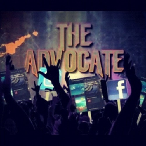 Passionate for a cause, ul surely hear the voice of THE ADVOCATE loud & clear! tattawards.com (Taken with instagram)