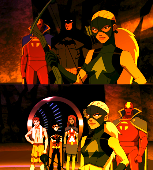 First Appearances: Artemis/Artemis Crock