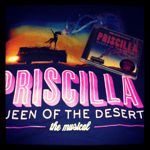 Watched Priscilla on broadway! It was an awesome :))))