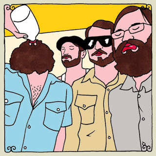 Here is the Daytrotter session that we recorded last Fall with Matt Oliver at Big Orange Studios.