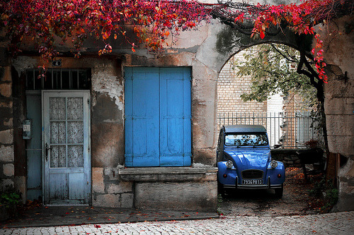 allthingseurope:  Autumn in Saint Rémy, Provence, France (by Boccalupo)