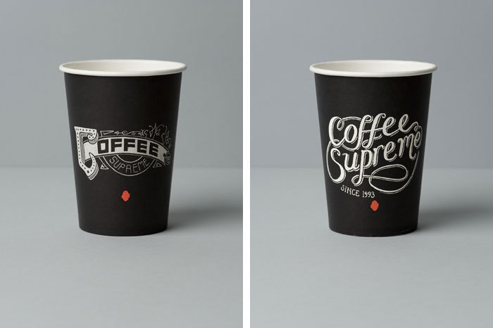 (via Coffee Supreme - The Dieline - The #1 Package Design Website -)
