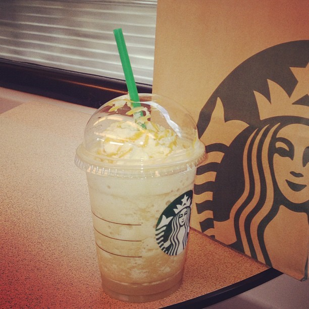 Caramel frappachino hmmmm (Taken with instagram)