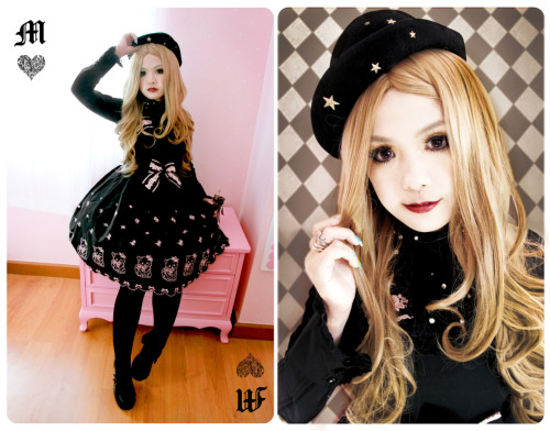 Final round for Gothic Lolita Wig Spokesmodel Search please CLICK at photo to vote for me :D https://www.facebook.com/GothicLolitaWigs?v=app_204169126292521&app_data=cid_23036