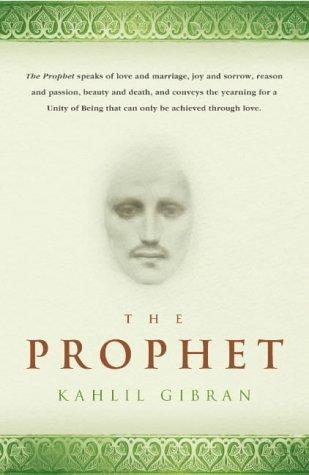"The Prophet by Kahlil Gibran— I LOVE THIS BOOK. ""That which sings and contemplates in you is still dwelling within the bounds of that first moment which scattered the stars into space. Who among you does not feel that his power to love is boundless?"""