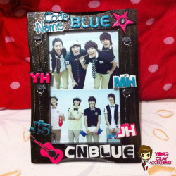 Costumized Picture Frame for only 350php :) Just click the photo if you're interested. Thank you!^^